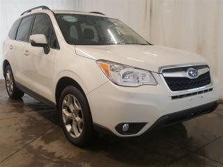 Used 2016 Subaru Forester 2.5i Limited Package for sale in North Bay, ON