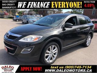 Used 2011 Mazda CX-9 GT| AWD | LEATHER | NAVI | REAR CAM | 7 SEATER for sale in Hamilton, ON