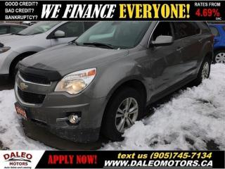 Used 2012 Chevrolet Equinox 1LT | BACK UP CAM | HEATED SEATS for sale in Hamilton, ON