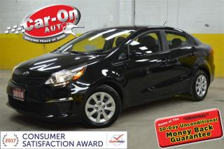 Used 2016 Kia Rio LX+ AUTO A/C BLUETOOTH ONLY 13,000 KM for sale in Ottawa, ON