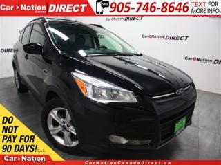 Used 2014 Ford Escape SE| NAVI| BACK UP CAMERA| TOUCH SCREEN| for sale in Burlington, ON