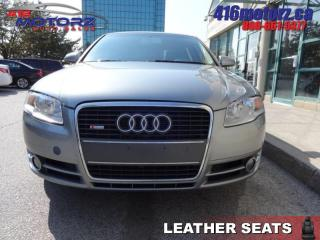 Used 2008 Audi A4 2.0T SLine for sale in North York, ON