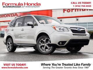 Used 2015 Subaru Forester $100 PETROCAN CARD YEAR END SPECIAL! for sale in Scarborough, ON