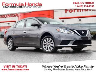 Used 2016 Nissan Sentra $100 PETROCAN CARD YEAR END SPECIAL! for sale in Scarborough, ON