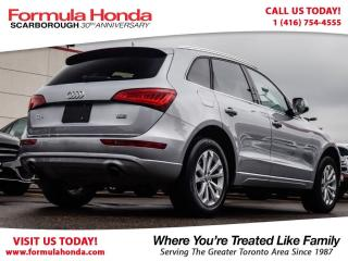 Used 2017 Audi Q5 $100 PETROCAN CARD YEAR END SPECIAL! for sale in Scarborough, ON