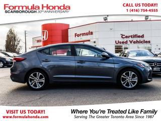Used 2017 Hyundai Elantra GL | REAR-VIEW CAMERA | BLUETOOTH for sale in Scarborough, ON