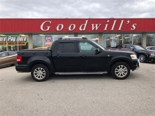 Used 2007 Ford Explorer Sport Trac LTD! HEATED LEATHER SEATS! SUNROOF! for sale in Aylmer, ON