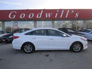 Used 2015 Hyundai Sonata HEATED SEATS & STEERING WHEEL! BLUETOOTH! for sale in Aylmer, ON