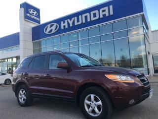 Used 2008 Hyundai Santa Fe LOW KMS! | GL | 2WD | 3.3L for sale in Brantford, ON