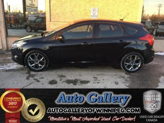 Used 2014 Ford Focus SE *Low Km for sale in Winnipeg, MB