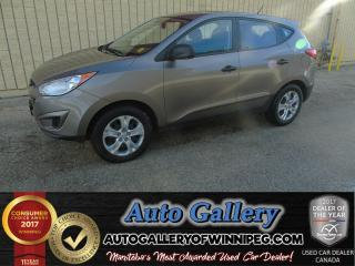 Used 2011 Hyundai Tucson L *Htd. Seats for sale in Winnipeg, MB