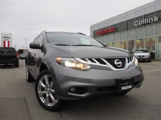 Used 2014 Nissan Murano Platinum | ALLOYS | NAVI | BOSE SYSTEM | LOW KM'S for sale in St Catharines, ON