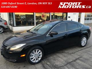 Used 2013 Mazda MAZDA6 GS for sale in London, ON