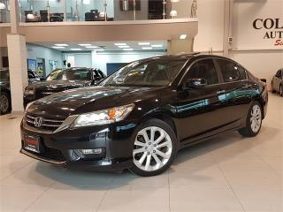 Used 2014 Honda Accord Sedan TOURING-NAVIGATION-CAMERA-LOADED-ONLY 93KM for sale in York, ON