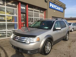 Used 2008 Ford Taurus X SEL for sale in Kitchener, ON