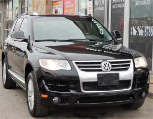 Used 2010 Volkswagen Touareg Comfortline for sale in Etobicoke, ON