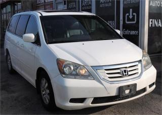 Used 2009 Honda Odyssey EX-L for sale in Etobicoke, ON