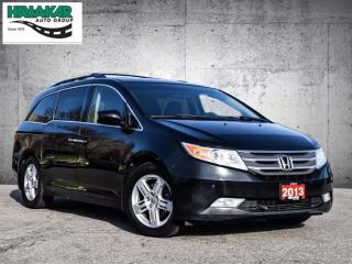 Used 2013 Honda Odyssey Touring with Nav and DVD for sale in North York, ON