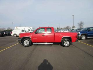 Used 2013 GMC SIERRA 1500 EXT CAB RWD for sale in Cayuga, ON