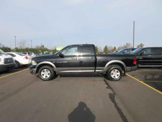 Used 2012 RAM 1500 QUAD CAB 4X4 for sale in Cayuga, ON