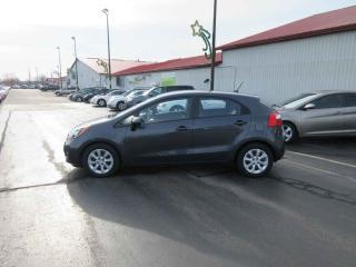 Used 2012 Kia RIO LX+ FWD for sale in Cayuga, ON