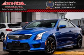 Used 2017 Cadillac ATS-V Coupe |Manual|RecaroSeats|BOSE|Backup_Cam|18