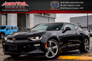 Used 2017 Chevrolet Camaro SS|Manual|HeadsUp|Nav|BlindSpot|Keyless_Go|Sunroof|20