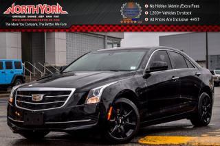 Used 2016 Cadillac ATS Sedan AWD|Cadillac CUE & Surround Sound Pkg|BOSE|17