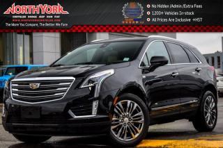 Used 2017 Cadillac XT5 Premium Luxury AWD|Driver Assist Pkg|Pano_Sunroof|Heat Seats|Nav|20