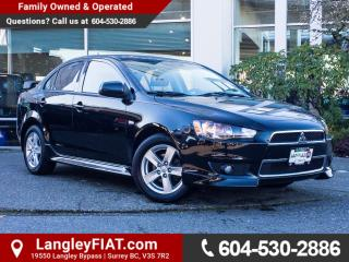 Used 2013 Mitsubishi Lancer SE NO ACCIDENTS, BEING DETAILED for sale in Surrey, BC