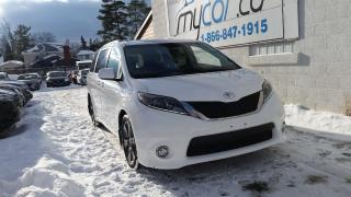 Used 2015 Toyota Sienna SE 8 Passenger for sale in Kingston, ON
