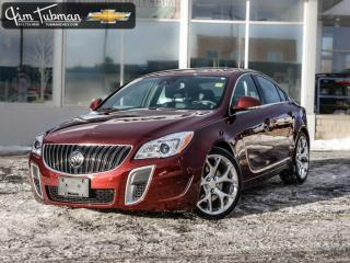 Used 2017 Buick Regal GS for sale in Gloucester, ON