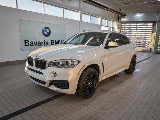 New 2018 BMW X6 xDrive35i for sale in Edmonton, AB