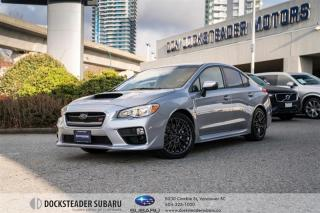 Used 2015 Subaru WRX STI 4Dr 6sp for sale in Vancouver, BC