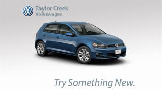 New 2018 Volkswagen Golf 5-Dr 1.8T Comfortline 6sp at w/Tip for sale in Orleans, ON