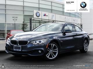 Used 2014 BMW 428i xDrive Coupe AWD | NAVIGATION | HEADS-UP-DISPLAY for sale in Oakville, ON
