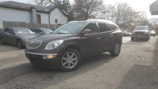Used 2008 Buick Enclave CXL for sale in Cambridge, ON