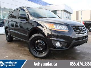 Used 2010 Hyundai Santa Fe GL 3.5 Sport SUNROOF/LEATHER/WINTER TIRES/HEATEDSEATS for sale in Edmonton, AB