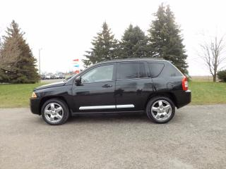 Used 2008 Jeep Compass LIMITED for sale in Thornton, ON