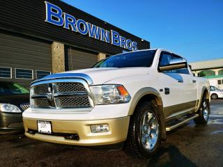 Used 2011 RAM 1500 LARAMIE LONGHORN for sale in Surrey, BC