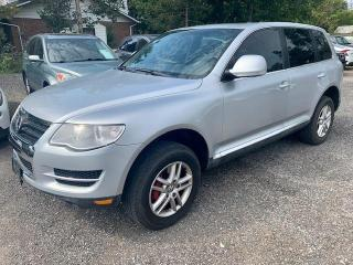 Used 2008 Volkswagen Touareg 2 4dr Comfortline, Series 2, low mileage, no accidents for sale in Halton Hills, ON