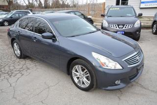 Used 2010 Infiniti G37 Sedan X Luxury for sale in Hornby, ON