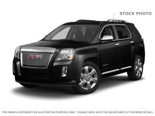 Used 2013 GMC Terrain for sale in Lethbridge, AB