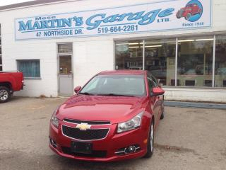 Used 2011 Chevrolet Cruze LT Turbo+ w/1SB for sale in St Jacobs, ON