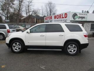 Used 2008 GMC Acadia SLE2 for sale in Scarborough, ON