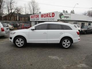 Used 2012 Audi Q7 3.0L Premium for sale in Scarborough, ON