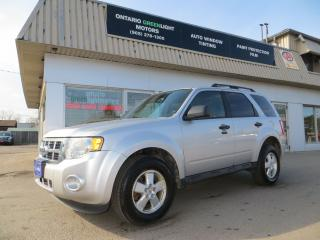 Used 2008 Ford Escape V6,XLT,ALL POWERED,CERTIFIED for sale in Mississauga, ON