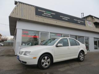 Used 2007 Volkswagen Jetta SUNROOF,ALLOYS,HEATED SEATS,ALL POWERED for sale in Mississauga, ON