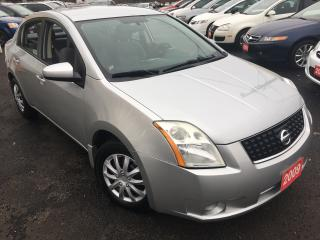 Used 2009 Nissan Sentra 2.0 / Auto / 4-cylinder / Loaded / Like new for sale in Scarborough, ON