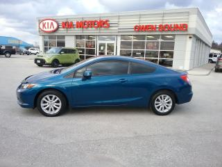 Used 2012 Honda Civic EX-L for sale in Owen Sound, ON